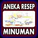 Aneka Resep Minuman by Bazla_Apps Studio