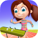 All-Star Girl gymnastic Sports by Creative Distrix
