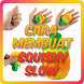 Cara Membuat Squishy Slow