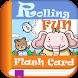 Rolling Fun Flash Card by devpenta