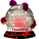 Harmonic Lory TouchPal Skin by New Themes