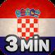 Kroatisch lernen in 3 Minuten