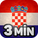 Kroatisch lernen in 3 Minuten by 3-MIN-SOFTWARE
