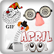 April Fool Gif 2017 Collection by JC Media Apps