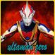 Ultraman Zero new guide