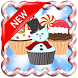 Cup Cake Christmas 2 2017 New! by Euis games