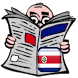 Costa Rica Newspapers by litoteam873