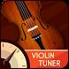 Master Violin Tuner by NETIGEN Music Tuners