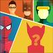 Super Hero Quiz by theandroidgalaxy