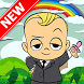 Baby Run Boss World by BenDevMobile