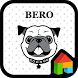 BERO(smile) dodol theme by iconnect for Phone themeshop