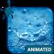 Heavy Rain Animated Keyboard