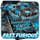 Fast Furious Keyboard Theme