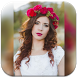Flower Crown Collage Hairstyle by shini