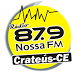 Rádio Nossa FM Crateús by Rd Sat Hospedagem