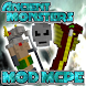 Ancient Monsters MOD MCPE