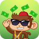 Swaggy Monkey Sticker for Messenger by Top Sticker World