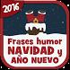Frases de Año Nuevo con humor by Impega Aplicaciones