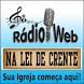 Radio Web Na Lei de Crente