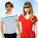 Taylor Swift Selfie Photo Editor - American singer by Magic Seek