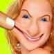 Warp My Face: Fun Photo Editor by Kaufcom Games Apps Widgets