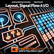 Mixing Console Signal Flow by NonLinear Educating Inc.