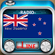 Radios New Zealand Live by Online Radio Stations HD