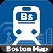 Boston Transit Tracker (Maps) by TransitWay