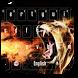 Fire Tiger Dark Theme by M Typewriter Theme Studio