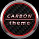 Carbon Theme for Apex Nova ADW by Theme Works