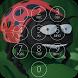 Ladybug Lock Screen Keypad by iMobile©
