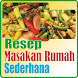 Resep Masakan Rumah Sederhana by Karina dev