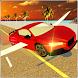 Flying Jet Car Simulator 3D by MegaByte Studios - 3D Shooting & Simulation Games