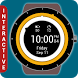HuskyDEV Circles Watch Face by HuskyDev