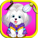 Salon Games : Beauty Puppy by funny games