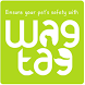 Dog WagTag by DogSpot
