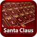 Keyboard Santa by LovelyThemes