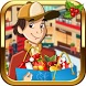 Supermarket Boy Xmas shopping by Kids Fun Plus