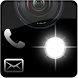 Call Flashing Lights by LM10 Apps