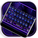 Neon Technology Keyboard Theme