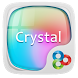 Crystal GO Launcher Theme by Freedom Design