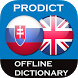Slovak English dictionary by ProDict