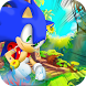 Super Sonic Subway Runner 3D by Games Free Inc.