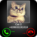 Fake Call Cat Joke by Baby Apps And Games