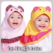 Cute Kids Hijab Fashion by bashasha