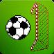 Tappy flappy soccer ball by Rocksplay Ltd