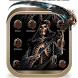 grim Reaper theme lock screen one Skeleton by Mary J Carter