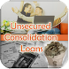 Unsecured Consolidation Loans by WebHoldings