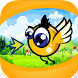 Jumping Birdy by Dev S.Max