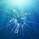 Разбитое стекло Живые Обои by KarHelga